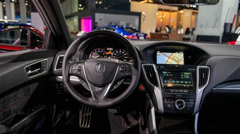 2020 acura tlx interior built 2020 acura tlx pmc edition shines with nsx paint