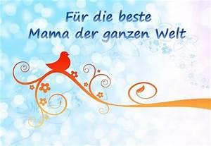 Die Beste Taschenlampe Der Welt : muttertagskarte f r die beste mama der welt ~ Jslefanu.com Haus und Dekorationen