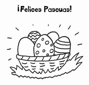 Kostenlose Malvorlage Ostern Osternest Mit Ostergren