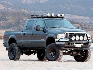 2003 Ford F350 Powestroke Chase Truck