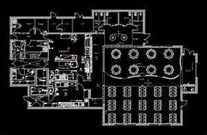 Kitchen Project In Autocad