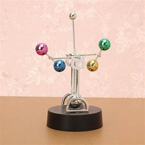 New Design Newtons Cradle Fun Cosmos Perpetual Motion ...