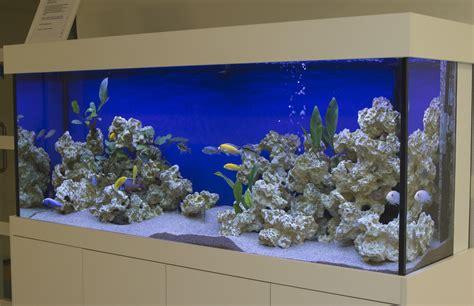 lava l real fish tank aquarium decoratie steen inspiratie voor het inrichten