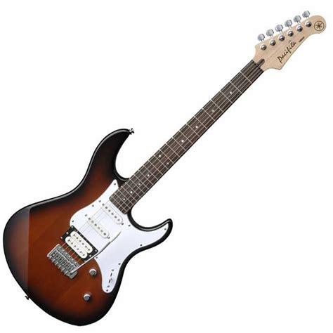 Yamaha Pacifica 112v Electric Guitar Old Violin Sunburst