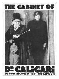 the cabinet of dr caligari did you see that one