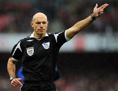 Howard Webb Referee