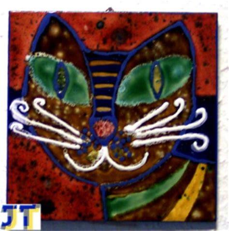 Fliesen Bemalen Aussenbereich by Fliesenbilder Bemalte Keramikfliesen Mosaik