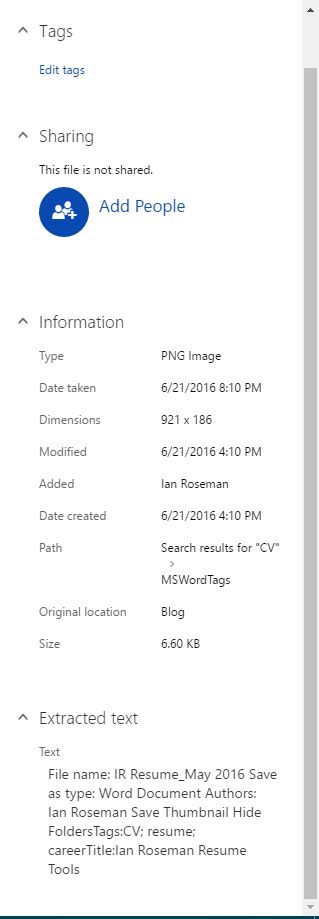 Microsoft OneDrive Cloud Repository for MS Office Files