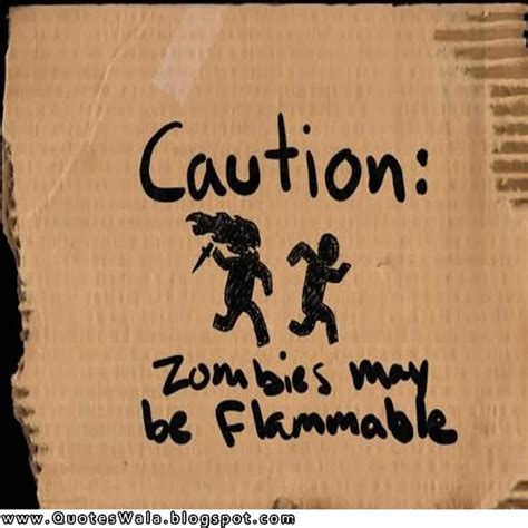 quotes zombies