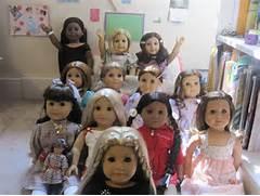 American Girl Dolls Fo...