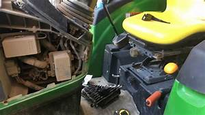 John Deere 4066r Front Light Bar Switch Replacement And