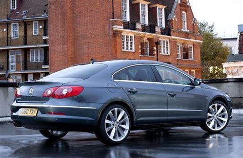 Vw Cc Problems by Volkswagen Passat Cc 2008 Car Review Honest