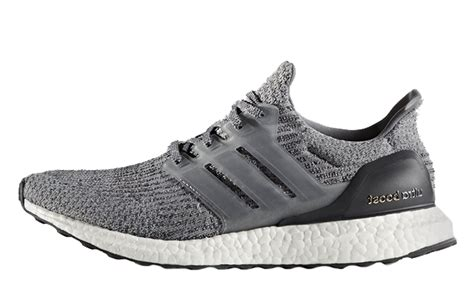 adidas ultra boost 3 0 grey black the sole supplier