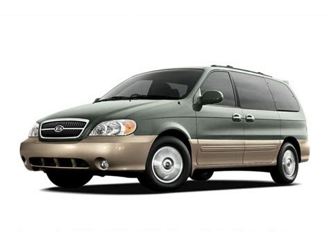 Kia Grand Sedona Picture by 2005 Kia Sedona Reviews Ratings Prices Consumer Reports