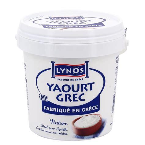lynos yaourt grec kg hourafr