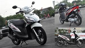 Otomotif Motor  Spesifikasi Honda Spacy