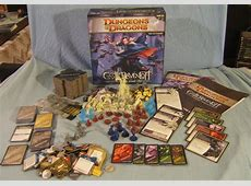 Dragons Board Dungeons And Original 8