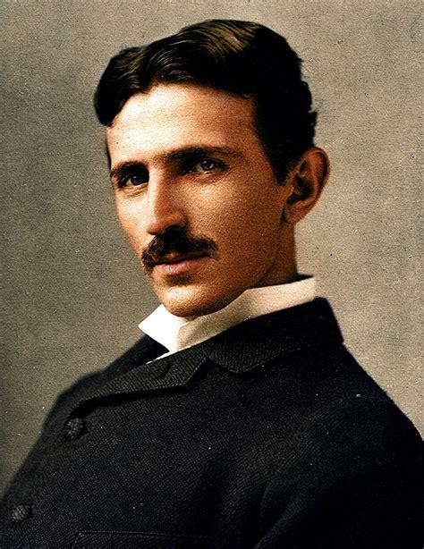 Nikola Tesla | Nikola tesla, Nicolas tesla, Tesla nikolai