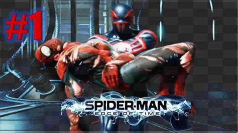 spider man edge  time ds p part  witness