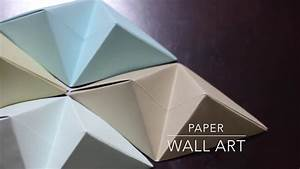 Good Origami Wall Art Diy 72 For Blue And Brown Wall Art ...