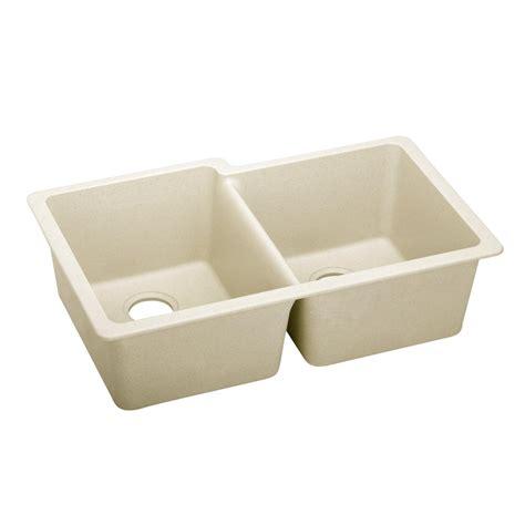 elkay quartz undermount sink elkay premium quartz undermount composite 33 in double