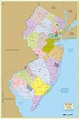 26 Map With Zip Codes Nj - Online Map Around The World