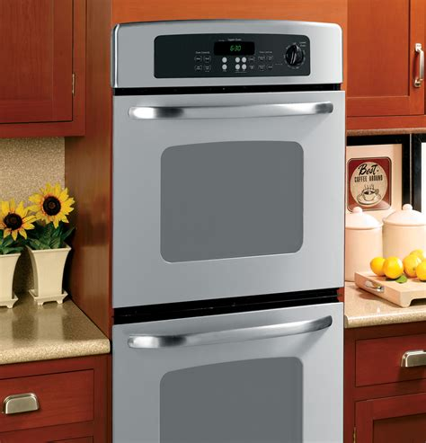 ge  built  double wall oven jkpsmss ge appliances