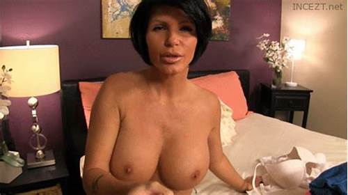 Auntie Blackmail His Aunt To Poundings Her #Mommy #Helps #Her #Injured #Son #Masturbate #Hd