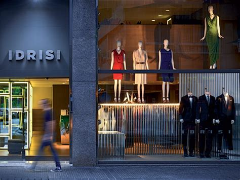 Striking Design Elements Displayed By Idrisi Clothes Boutique In Bilbao
