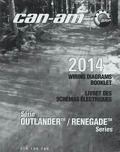 2014 Can  Renegade Series Wiring Diagram