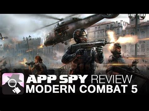modern combat 5 blackout ios android kindle windows hd gameplay trailer serial5 ru
