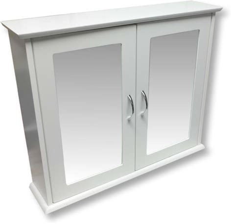 Bathroom Wall Cabinets With Mirror by Mirrored Bathroom Cabinet Ebay