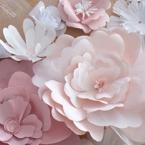 8 Tutoriels Pour Faire Des Fleurs En Papier