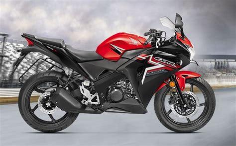 cbr 150r red colour price new 2016 cbr150r cbr250r launched price pics specs