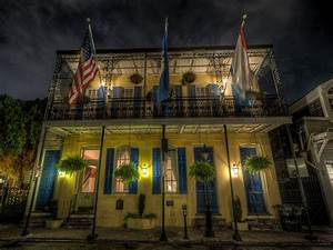 Darkness In The Room A Haunting At The Andrew Jackson Hotel