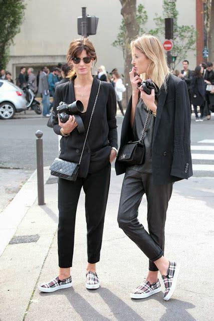 sportlich chic frauen style every day streetstyles stil mode