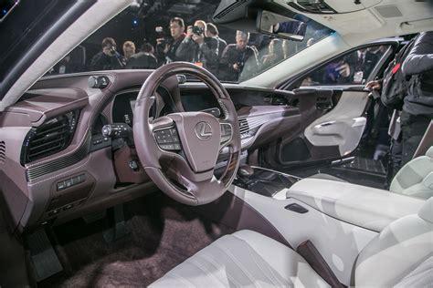 Lexus Ls 500 2018 Interior Motaveracom