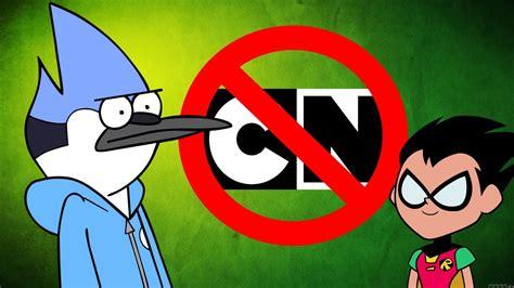 Why Cartoon Network Is Failing...
