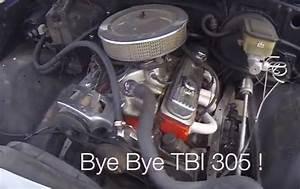 Goodbye Tbi 305  Hello 5 3  Time Lapse C10 Engine Swap Video