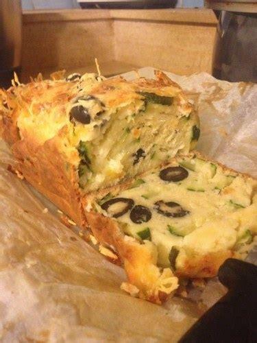 cake aux courgettes rapide recette de cake aux