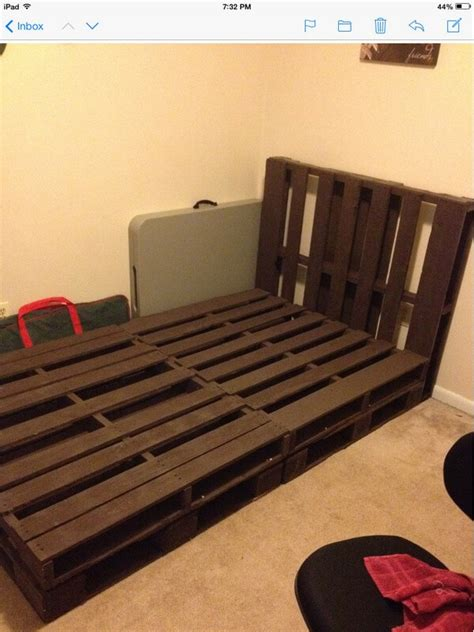 Wood Full Size Bed Frame Plans