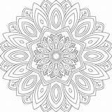 Deep Waters Coloring Tunnel Mondaymandala Underwater Mandala Half Printable Longest Called Sheets Seikan Mandalas Under sketch template