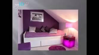 d 233 co chambre d ado fille violette