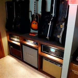 hand crafted custom guitar cabinet by able and baker