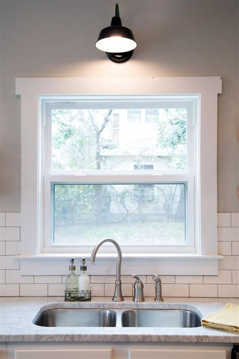 fixer upper tackling  beast interior window trim