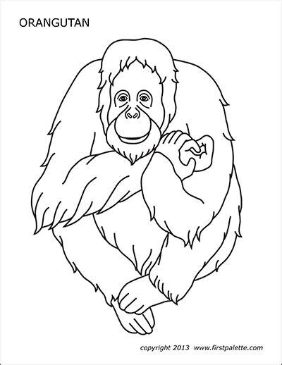 animal printables page   printable templates