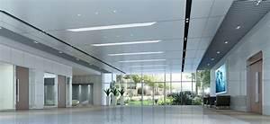fice Building Lobby Ceiling Design Ideas