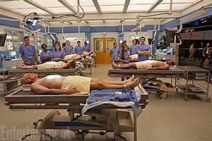 Grey U0026 39 S Anatomy Season 12  First Look At The New Grey Sloan Cadaver Lab Set  Spoilers