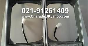 Sparepart Mobil Daihatsu Charade  Mika Lampu Senja Sein