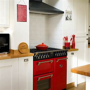 using an alcove clever kitchen designs for tricky spaces With kitchen design with range cooker
